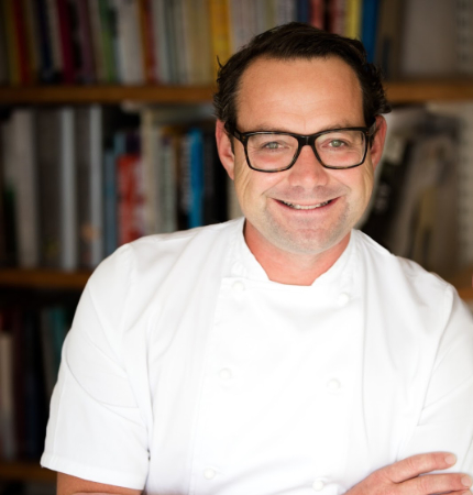 Chef Michael van de Elzen
