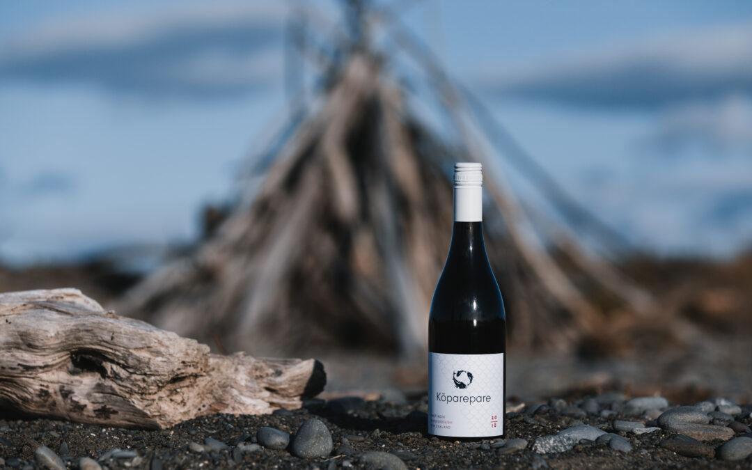 Kōparepare Wine supports LegaSea